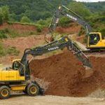 Какие земляные работы выполняются при строительстве?