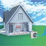 Как обеспечить экономное отопление загородного дома с помощью теплового насоса