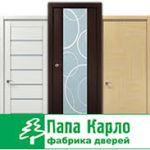Преимущества межкомнатных дверей «Папа Карло»
