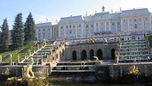Экскурсия по Петергоф